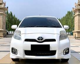 Yaris 1.5 S Limited A/T 2013 [LestariMobilindo-03-Trie] Bisa Kredit