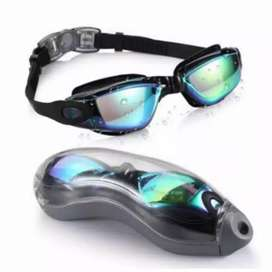 HS Kacamata renang anti fog & UV protection ruihe rh9200