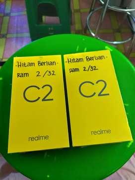 Realme C2 2/32 baru murah