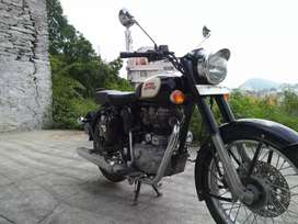 Royal Enfield 350 Classic 5k driven / exchange with KTM