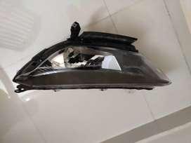Tiago top end LH head lamp