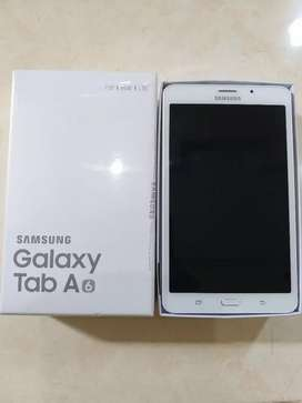 Samsung galaxy tab A6 fullset