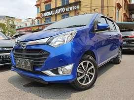Daihatsu Sigra 2018 Type R A/T