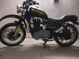 Thunder bird modified 350 cc