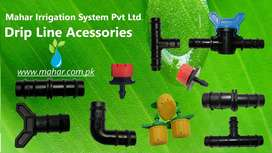 Drip Irrigation Pipe & Accessories