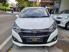 Daihatsu Ayla 1.2 Matic 2018 istmewa DP 7 JT  TT Agya Brio
