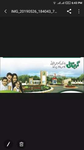 Green City 80 Sq Yard Green City Near NICVD Sukkur