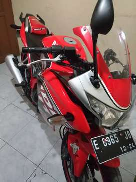 CBR 250R CBU THAILAND 2012