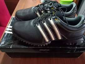 Sepatu Golf Adidas warna hitam Tour 360 lite WD