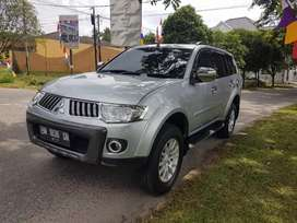 Pajero exced 2011 at