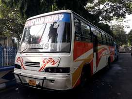 1512 bus, Contract carriage permit