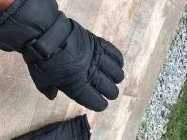 glove noname warna hitam
