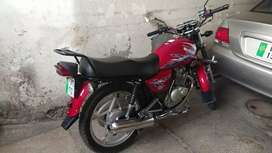 Suzuki 150 only 9400 km drive scrachless 10/10 almost new condition