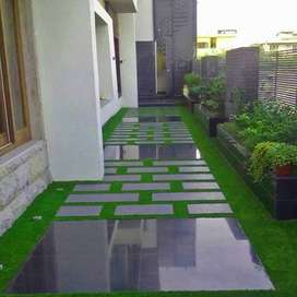 High Quality Artificial Grass at best rate - Rs. 50 per sqft