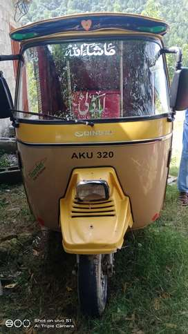 Rickshaw for sale exchange available with bike