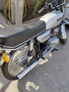 Yamaha rx100 modified