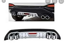 Car front & rear bumper diffuser.Start from 1100.Call us installation