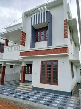 3 bhk 1400 sqft 3 cent new build house at kalamassery  near edathala