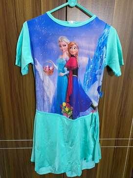 Baju Renang Frozen