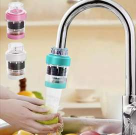 New Kitchen Faucet Purifier Water Filter Healthy Active Carbon Water