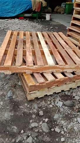 industri kayu palet