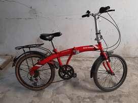 Sepeda Lipat Genio Cuzco 20 inch