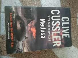 NOVEL CLIVE CUSSLER MEDUSA