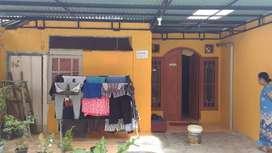 jual cepat rumah tipe 21 di belimbing 3 km tdur 1 dapur halaman luas