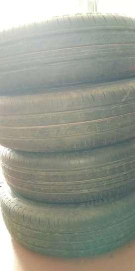 Honda City, jazz, Ignis tyres175/65/15