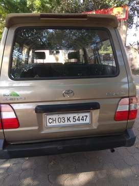 Toyota Qualis Others, 2002, Diesel