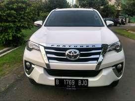Toyota fortuner VRZ Diesel tahun 2017 automatic
