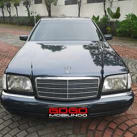 Mercedez Benz S320L at 1997 kaca anti peluru