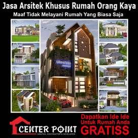 Jasa Arsitek Khusus Rumah Orang Kaya di Manado