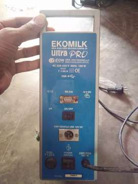Ekomilk milk analyser