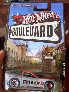 Hotwheels BOULEVARD Corvette C6R