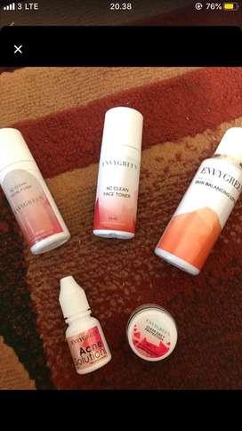Envygreen acne series