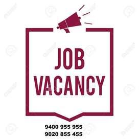 Filed Staff Cum Supervisor needed in Kowdiar