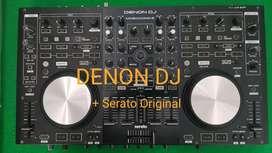 Professional DJ Controller Denon MC 6000MKII + Serato Original