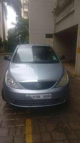 Tata Indica Vista Aqua Safire Petrol 2010, KM driven only 44,500