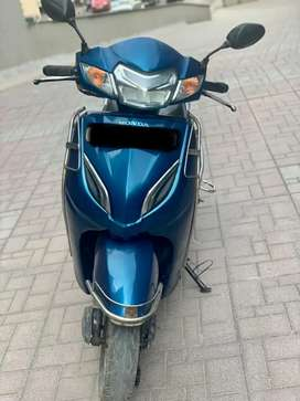 HONDA ACTIVA 5G ONLY 11K KMS DONE IN MINT CONDITION