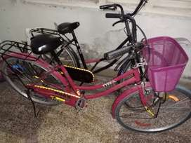Cycle for sale in very good condition