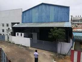 Seneerkuppam godown for sale near Avadi Chennai