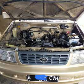Kijang Kapsul SSX UP