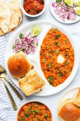 Urgent required cook who is good in making pav Bhaji