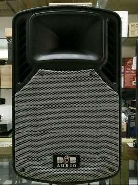 Speaker AMPli PORTable 15 inch BMU15 Bluetooth Wireless