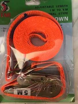 Tali krek treck belt pengikat barang
