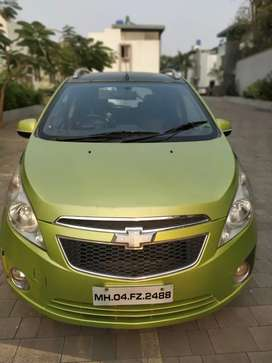 Chevrolet Beat 2013 Diesel Well Maintained, , accident free,