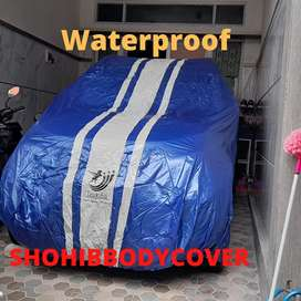 Bodycover sarung mantel selimut mobil 100% anti air 01