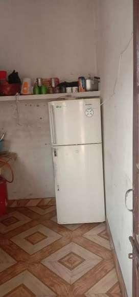 Refrigerator double doors