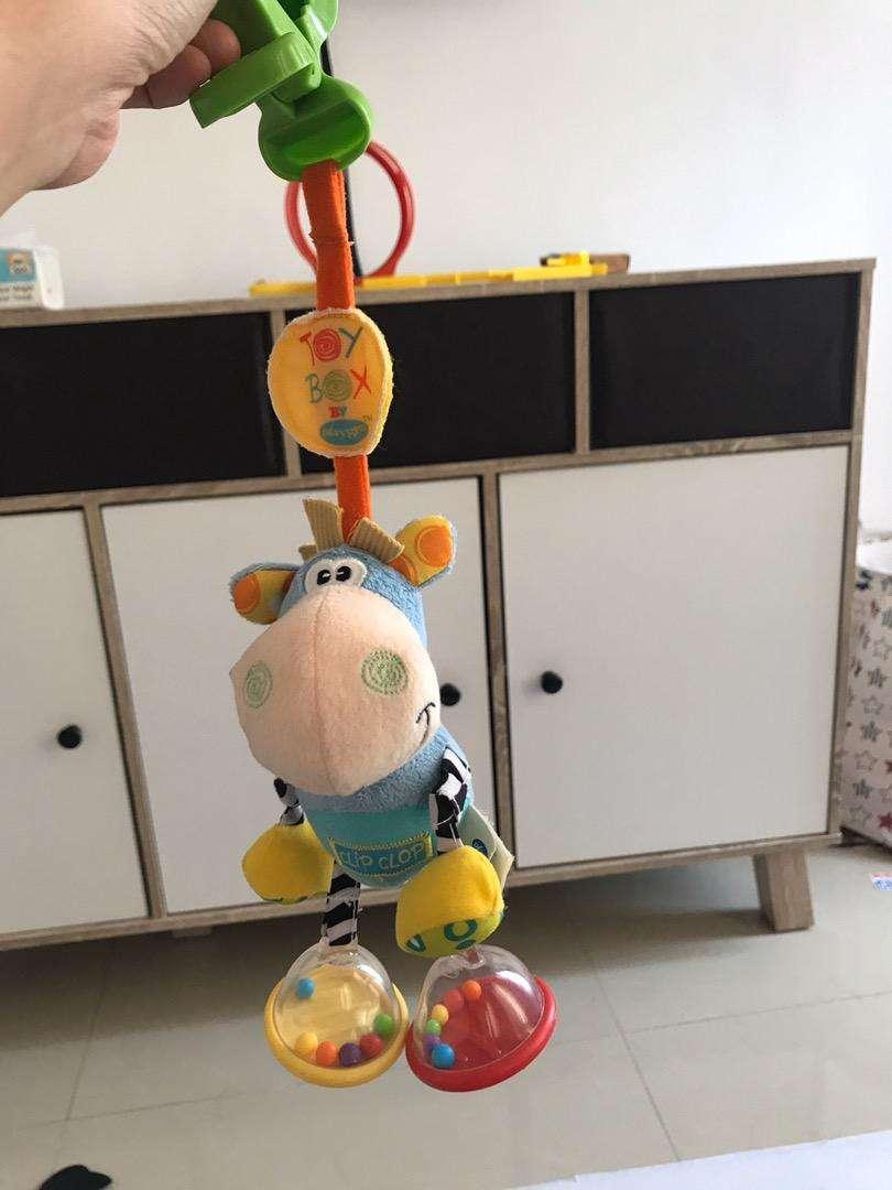 Mainan Baby Mainan Anak Playgro 0